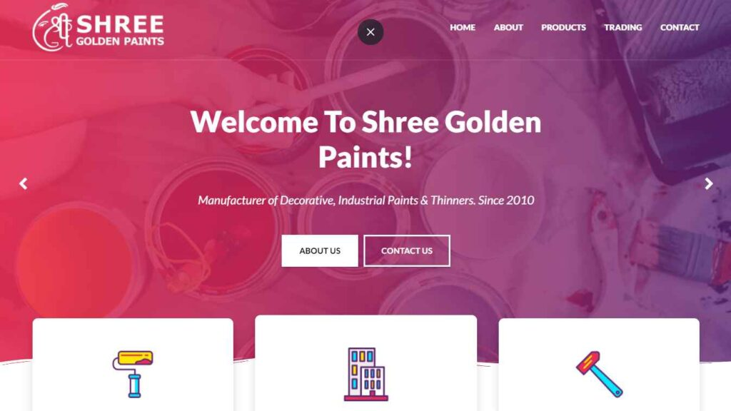 shree golden paints